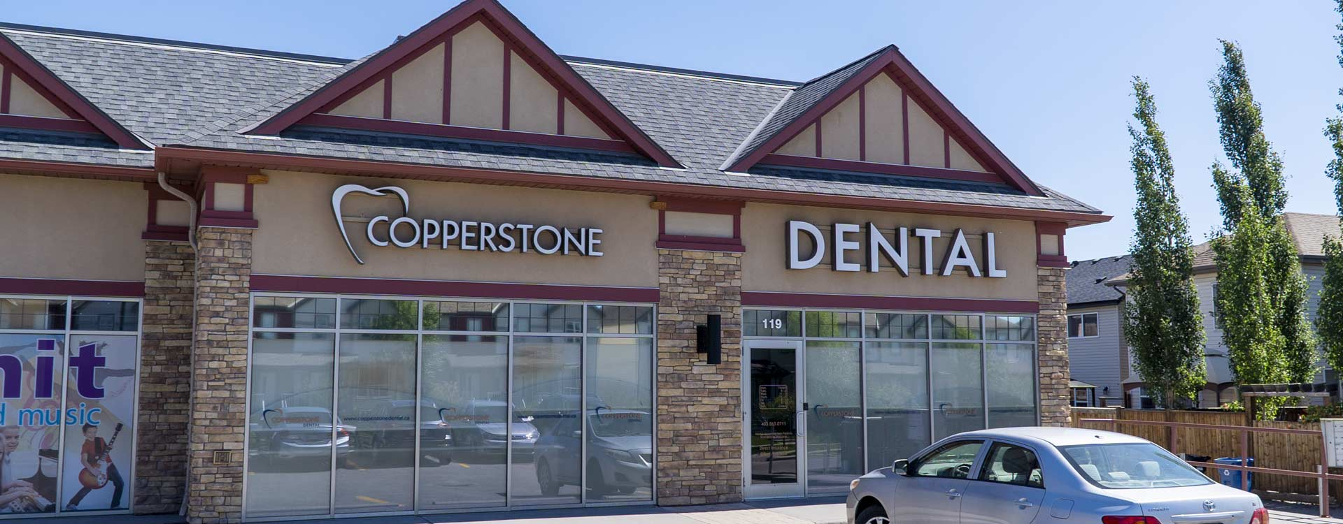 Copperstone Dental SE Calgary
