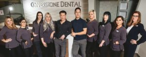 Copperstone Dental SE Calgary Dental Team